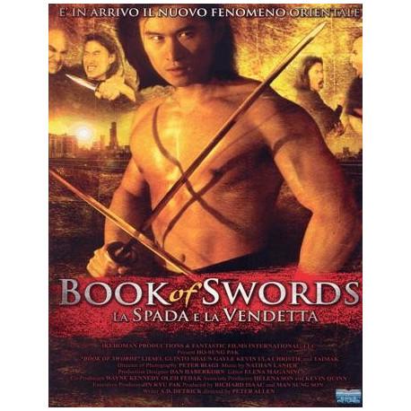 BOOK OF SWORDS LA SPADA E LA VENDETTA